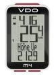 VDO M4 WR Fahrradcomputer mit Höhenmesser